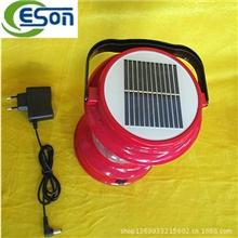 太阳能野营灯,带USB手机充电功能野营灯l太阳能应急灯