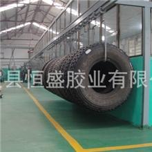 为工程车队提供全方位轮胎服务方案