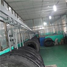 为工程车队提供整套轮胎服务方案1100R2012R22.5神行者翻新轮胎