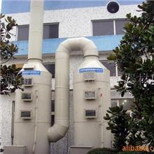 供应废气处理系统