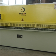 【上海一锻】供应QC12Y型6*4000液压摆式剪板机/数控剪板机
