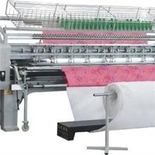 供纺织机械、多针绗缝机、电脑多针绗缝机(图)