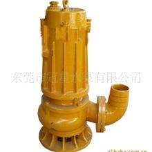 QW潜污泵_潜水型排污泵_防堵排污泵厂