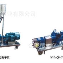 合肥精尚专供优质卫生型转子泵、万用输送泵耐腐蚀转子泵
