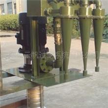 磁性分离机与水力分离机二级过滤