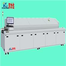 深圳厂家供应优质KL-420小型四温区无铅回流焊接机