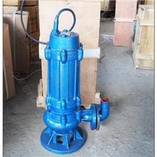 供应排污泵无阻塞排污泵不锈钢排污泵WQ无堵塞排污泵M071