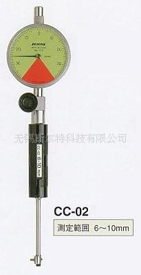 日本Peacock孔雀CC-02内径百分表