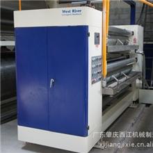 供应肇庆西江2500瓦楞纸板生产线单层、双层、三层生产线过胶机