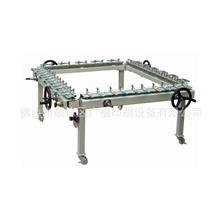 机械式拉网机专业生产机械式拉网机绷网机连条拉网机质保
