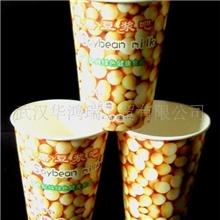 杯子单层纸杯豆浆杯武汉纸杯一次性纸杯12盎司现磨豆浆吧