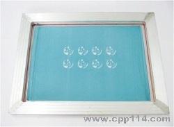 移印钢板、晒钢板、做菲林、拉网版、晒网板