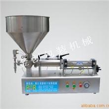 供应衢州辣椒酱灌装机,膏体灌装机,颗粒灌装机