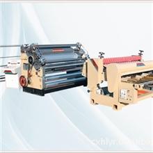 包装机械厂家直销DW系列单面瓦楞纸板生产线
