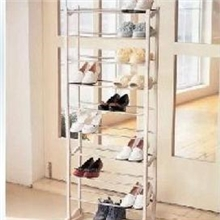 十层组合鞋架/10层多功能鞋架钢管鞋柜新料材料厂家批发