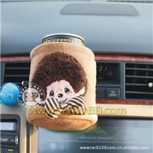 蒙奇奇奶茶色冷气孔置物桶