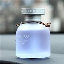 自然香汽车香水座车用香水车载香水淡雅清新海洋绿茶L23