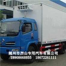东风多利卡5.1米冷藏车多利卡保温车多利卡冷藏车价格