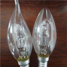 供应各种卤素节能灯泡普通透明磨砂白炽灯泡