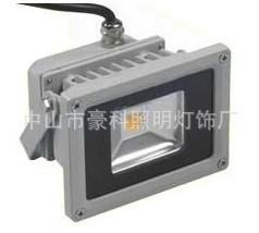 10WLED泛光灯高品质10WLED大功率集成泛光灯招牌投射灯质保3年