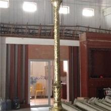 厂家现货供应户外庭院灯翻沙铝庭院灯沙铸铝庭院灯五头庭院灯