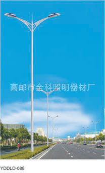 821灯杆厂家新款促销JK-GGD-004高杆道路照明灯