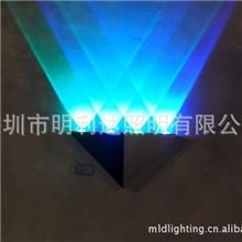 中山LED厂家供应优质壁灯4W三角行LED大功率壁灯