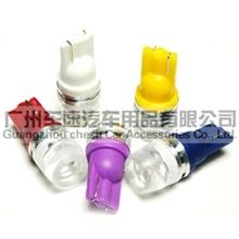 高品质透镜T101.5W大功率led灯泡示宽灯行车灯汽车仪表灯