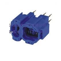 6孔汽车连接器接插件塑料件DJ7064-2.3-10