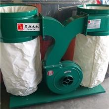 木工吸尘机双桶吸尘机移动式吸尘机布袋吸尘