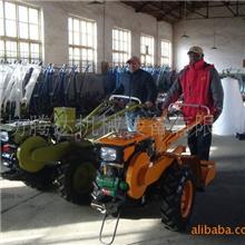 供应多种型号手扶拖拉机、农用机械
