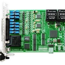面议PXI12路同步100K16位采集、阿尔泰光纤采集卡PXI8800