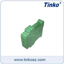 导轨安装的信号隔离器/隔离温度变送器/隔离安全栅/隔离配电器