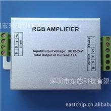 三路LED中继器RGB放大器功率扩展器EC-LED-09L