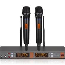 数字导频真分集防干扰UHF红外对频无线麦克风厂家话筒批发