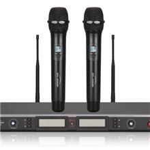 UK-532专业KTV包房UHF频段红外对频无线麦克风ktv无线话筒