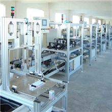 非标自动化PLC控制自动化生产