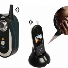 带有遥控开锁的无线可视门铃