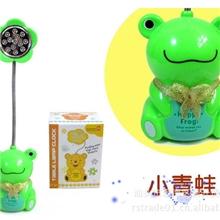 厂家直销卡通充电台灯小青蛙LED台灯学生台灯台灯批发12灯