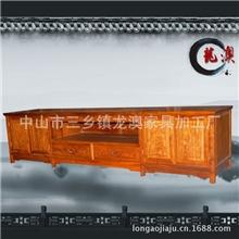 仿古家具,红木家具,非洲花梨电视柜