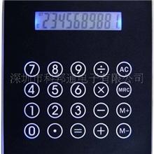 好时达多功能鼠标垫计算器HUB一拖三USB超薄型212C