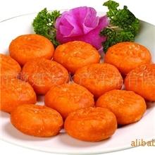 速冻南瓜饼/茶点小吃速冻食品/速冻糕点休闲食品/冷冻酒店食品