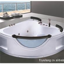 安迪卫浴供应双人按摩浴缸830,亚克力浴缸,独立浴缸,卫浴批发