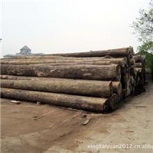 直销橄榄原木橄榄木材张家港原木原木材橄榄木