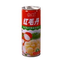 大旺红毛丹238ml罐装罐装厂家
