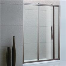 供应简易淋浴房推拉淋浴房一字型淋浴房淋浴房配件