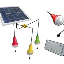 太阳能遥控灯太阳能LED照明灯太阳能灯小型发电系统