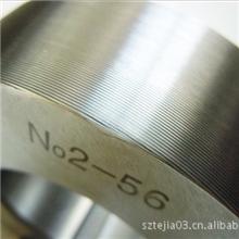 厂家供应高强度高精度滚丝轮特殊工艺制造模具更耐磨