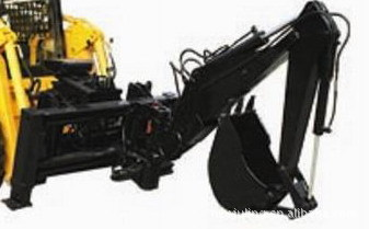 生产出售滑移装载机挖掘机