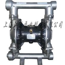隔膜泵QBY3系列气动隔膜泵铝合金隔膜泵电动微型隔膜泵